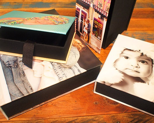 Nations custom photo boxes