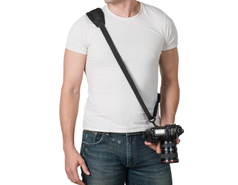 PacSafe Carrysafe 150 GII Anti-Theft Sling Camera Strap