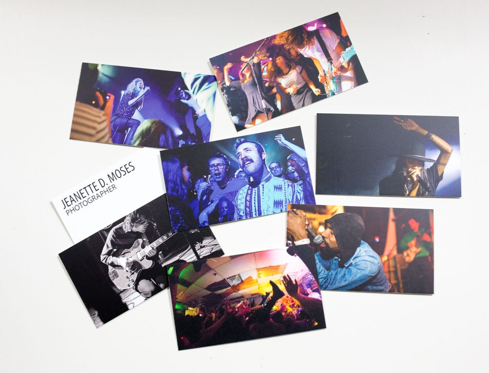 Moo Photo Business Cards