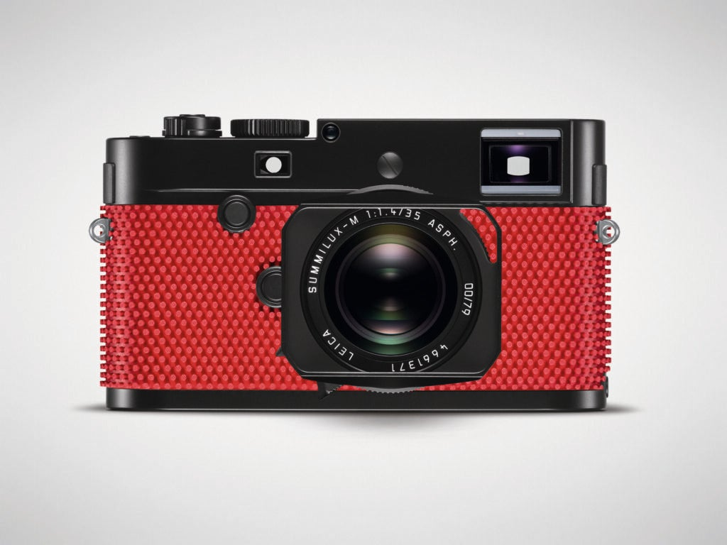 Limited Edition Leica M-P