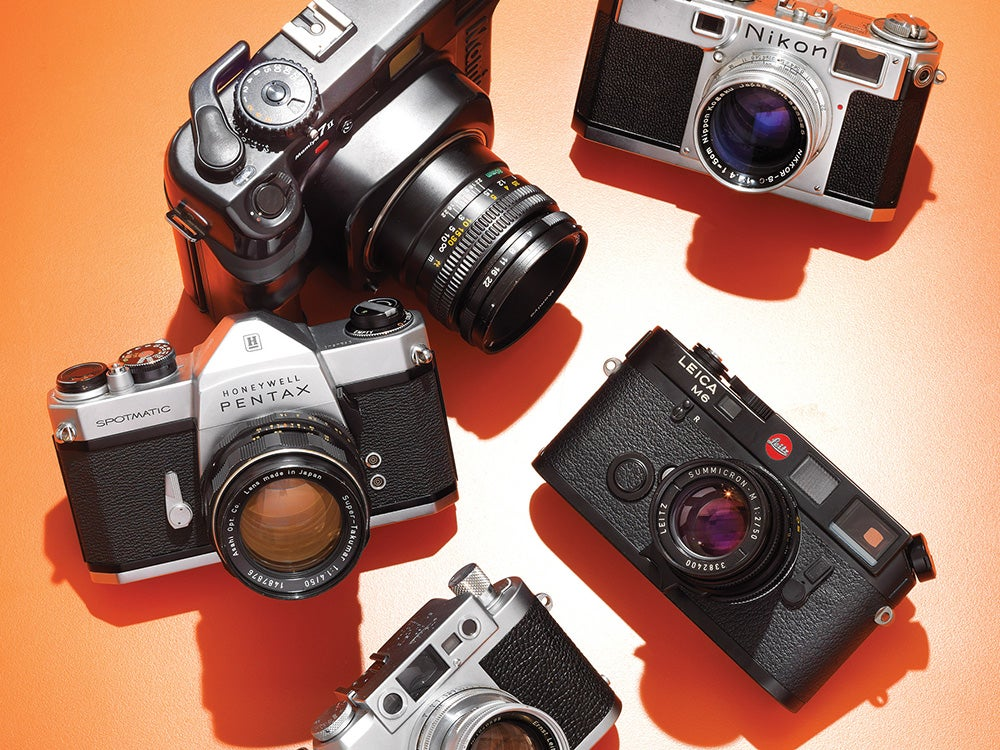 Classic Camera Collecting