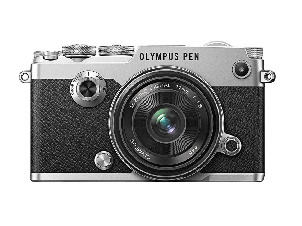 Olympus PEN-F Camera Test and Review