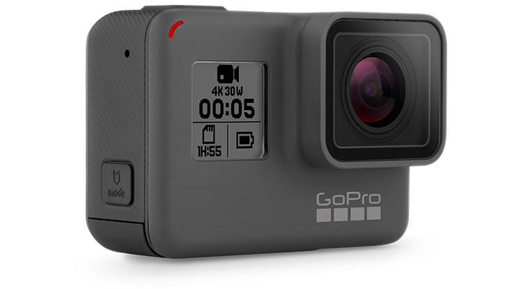 GoPro HD Hero5 4K Action Camera With Screen