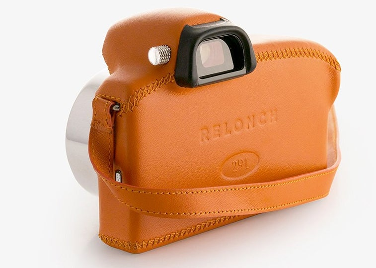 Relonch camera that edits your photos