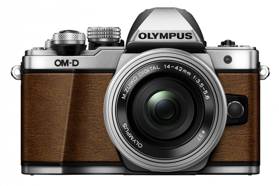 Olympus OM-D E-M10 II Limited Edition Leather Camera