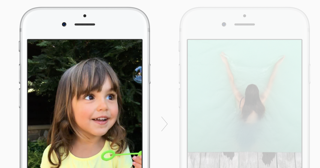 Apple Live Photos Now Supported by Facebook