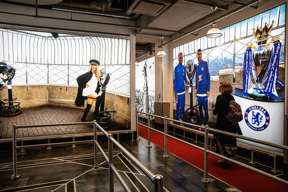 empire state building photo gallery