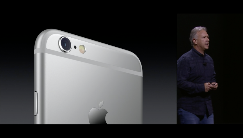 iPhone 6S Gets 12-megapixel camera with 4K
