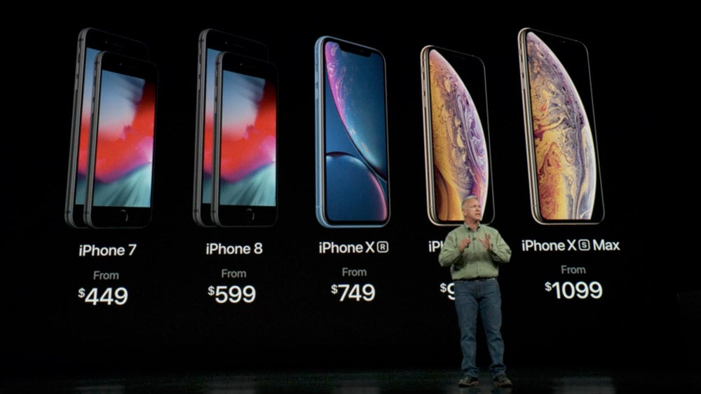 new iphone pricing