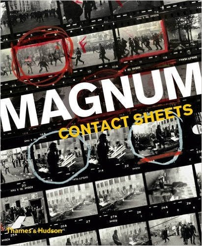 Magnum: Contact Sheets Book