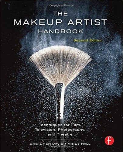 The Makeup Artist Handbook: Techniques for Film, Television, Photography, and Theatre, by Gretchen Davis and Mindy Hal