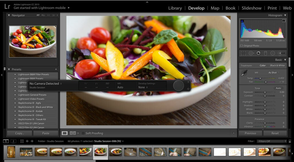 Lightroom update brings faster panorama stitching and fixes the Nikon tethering bug