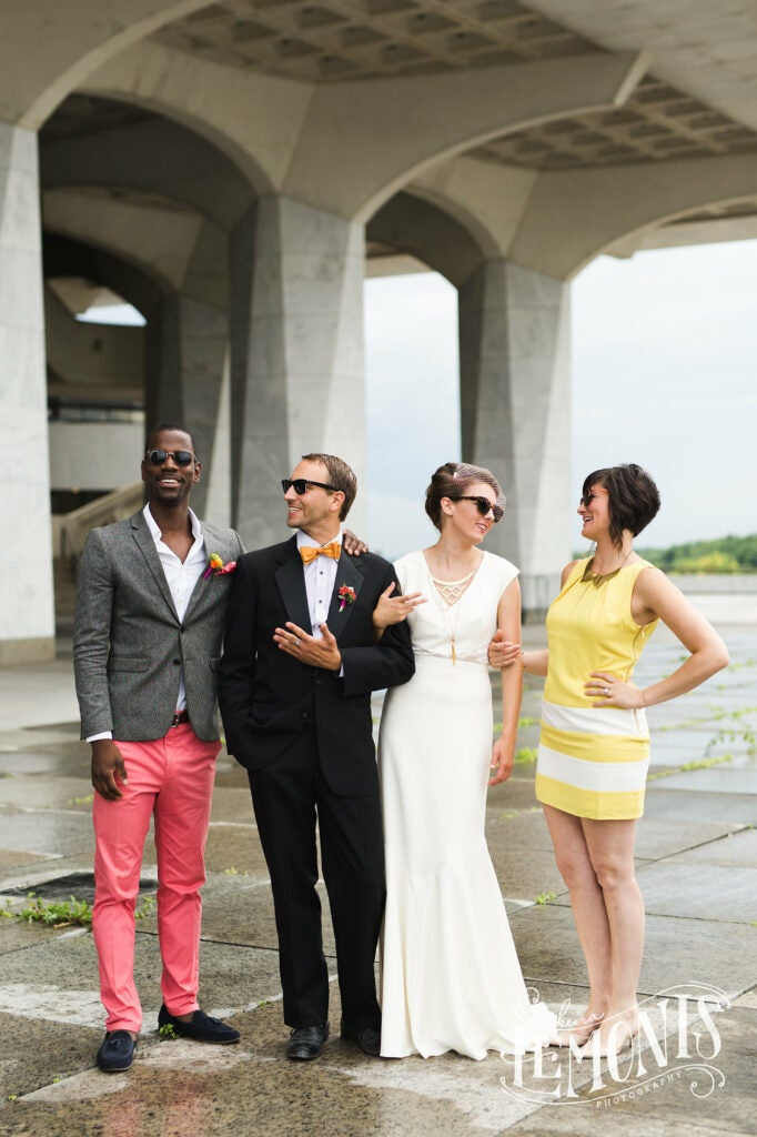 Using a styled photo shoot to build a portfolio and attract clients