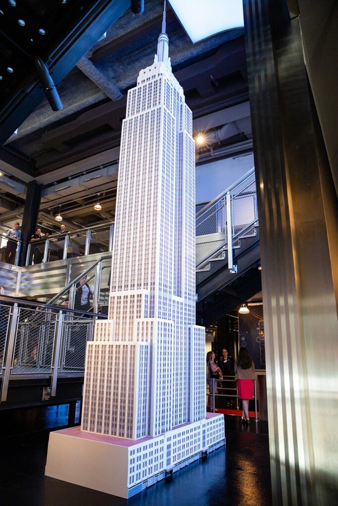 Empire State Building redesign