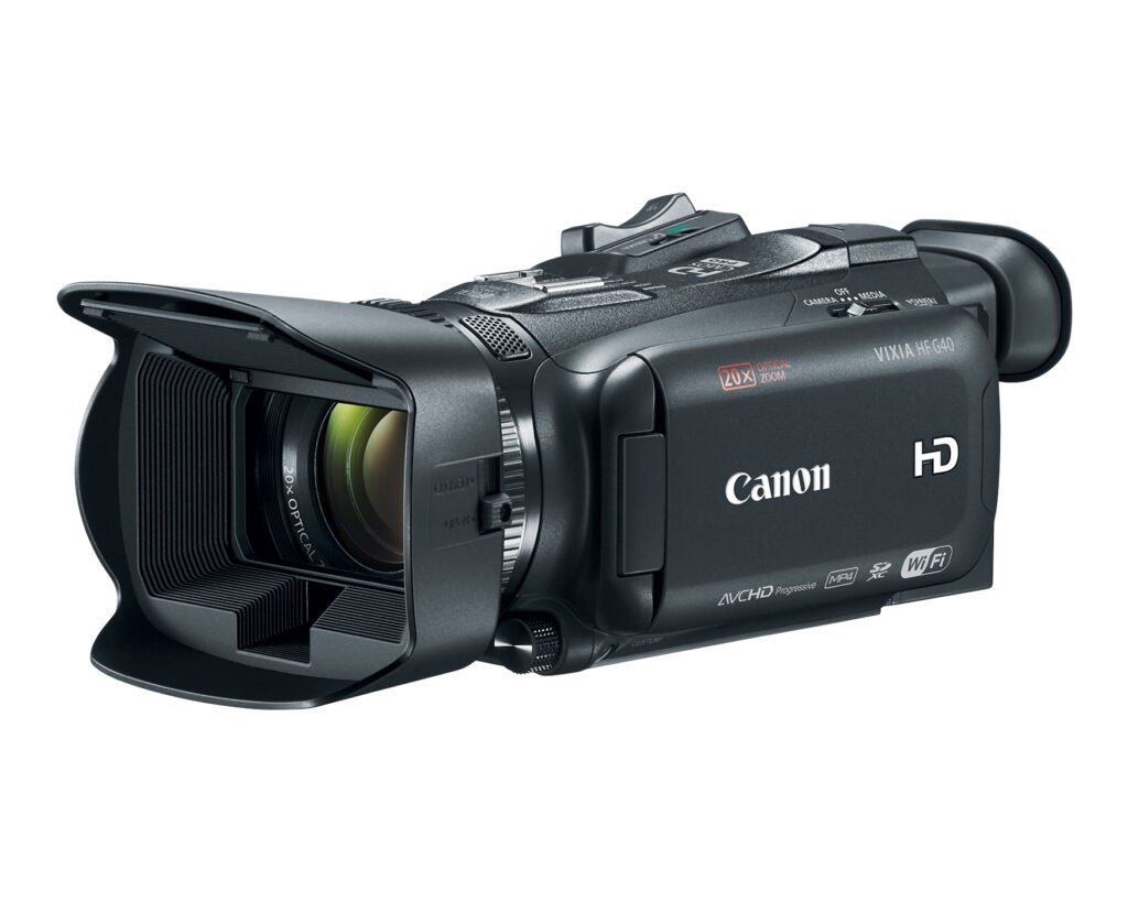 Canon Vixia HF G40 Video Camera
