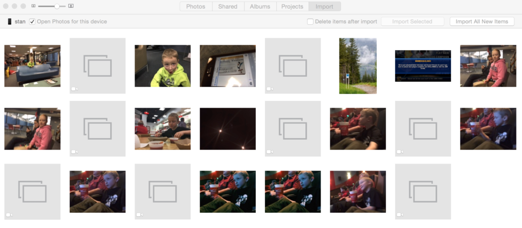 Stop OS X Photos App from Opening When you plug in a camera or smartphone
