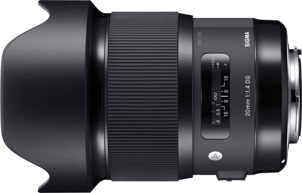 Sigma lens compatibility with canon 1D X Mark II