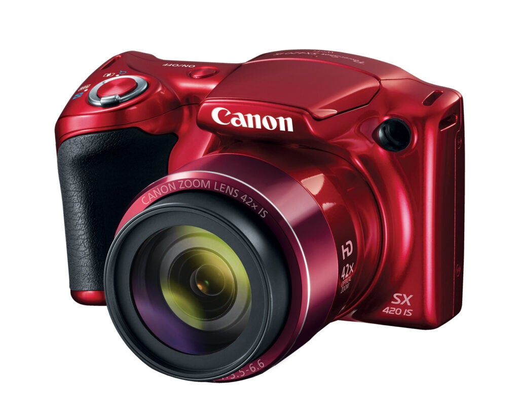 Canon SX420 IS Camera CES 2016