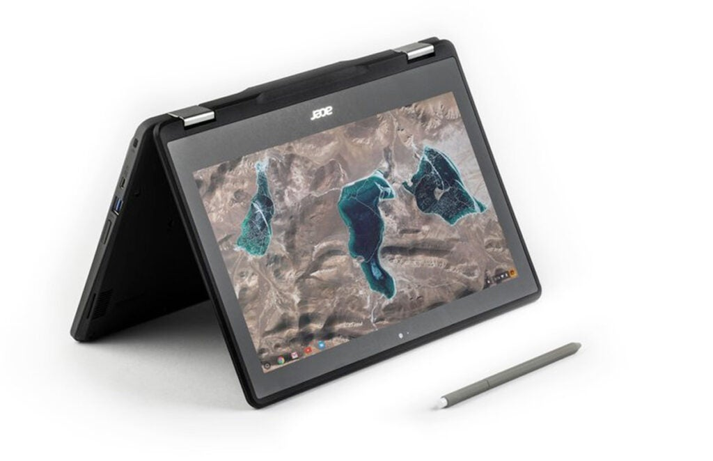 Acer Chromebook for Adobe Creative Cloud apps