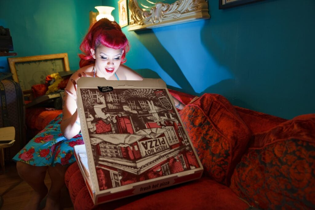 Chris Gampat's The Secret Order of the Slice Photo Project