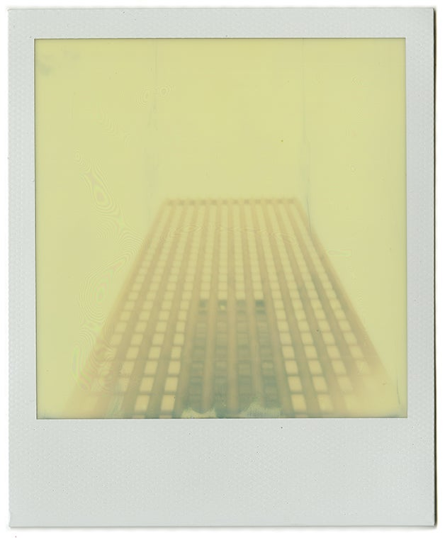 Photo taken with the I-1 using Impossible's color I-type film