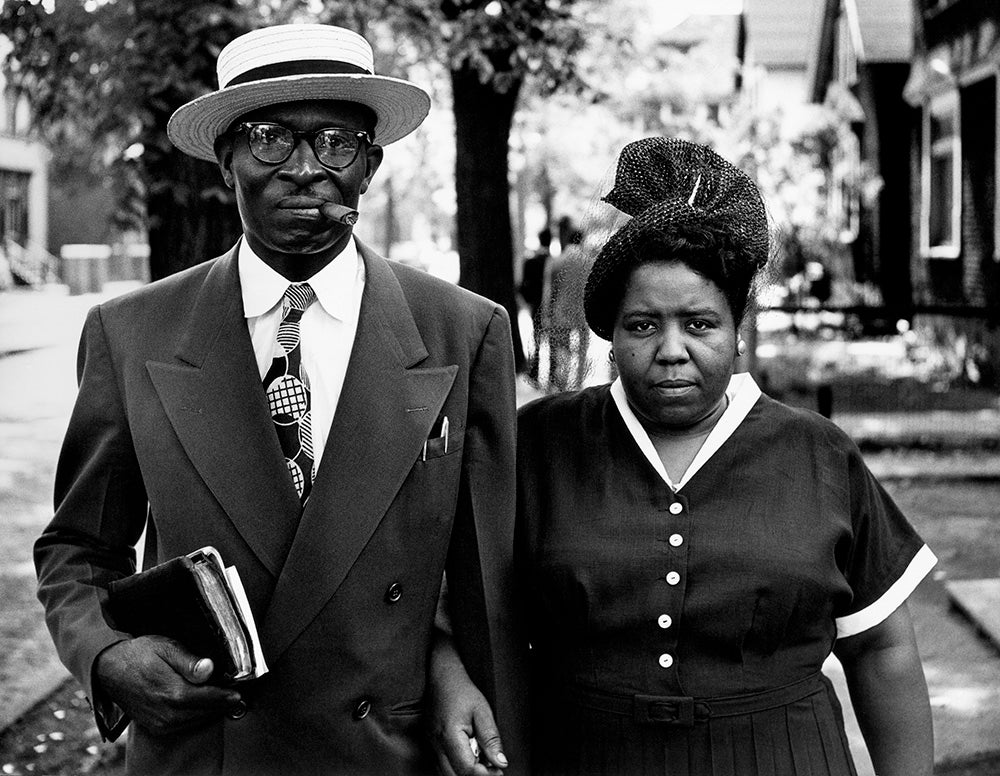 Photograph by Gordon Parks. Courtesy and © The Gordon Parks Foundation. Courtesy Museum of Fine Arts, Boston