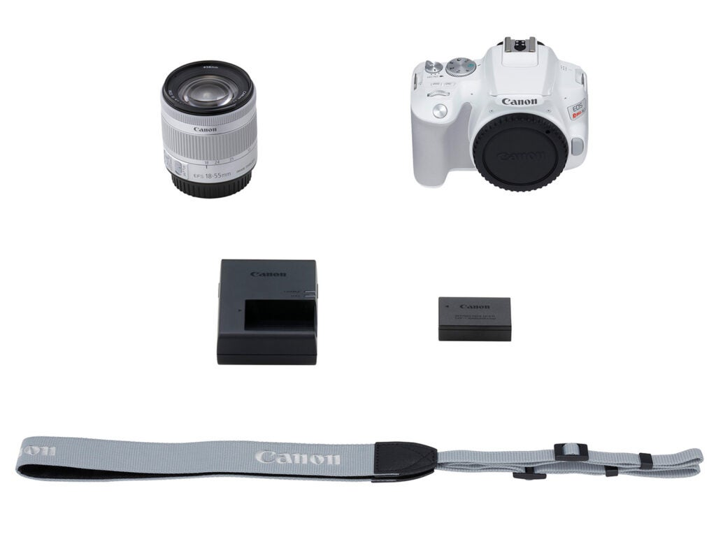 Canon EOS Rebel SL3 all-in-one set