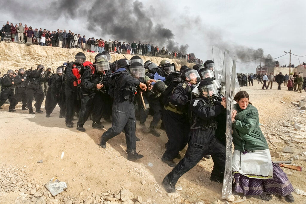 Oded Balilty/The Associated Press
