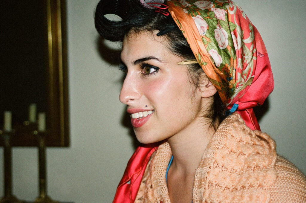 Charles Moriarty/Amy Winehouse