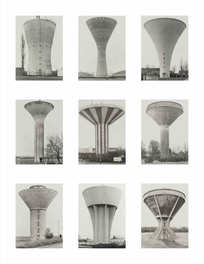 """""""Water Towers,"""" 1972–2009"""