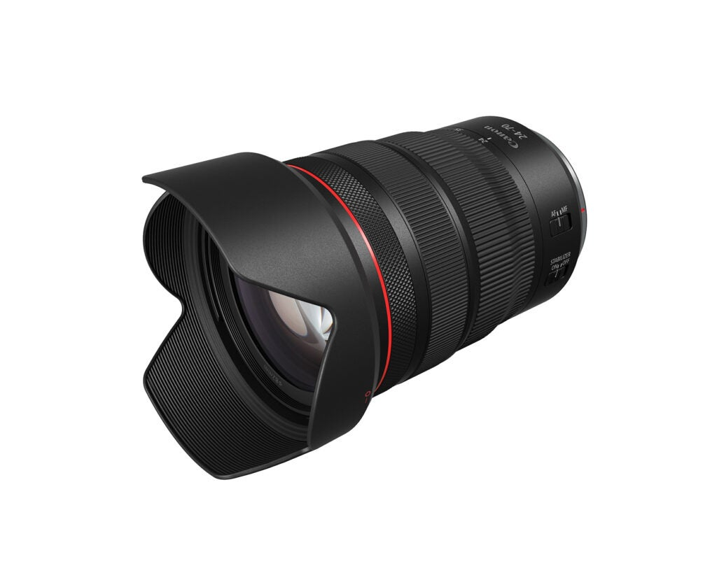 Canon RF 25-70mm f/2.8 IS