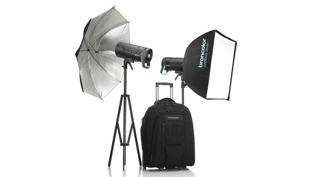 Broncolor Siros 400 L Outdoor Kit