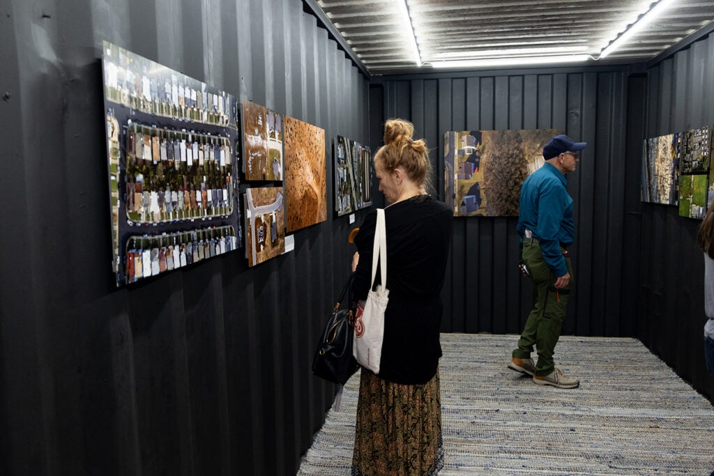 Scars of Racism Photoville exhibit